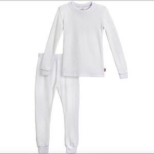 City Threads Girls Thermal Underwear Set. 18-24M.